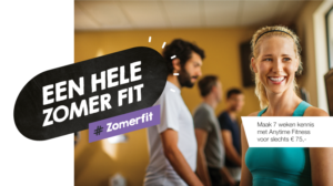 Zomer Fit - Anytime Fitness