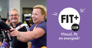 Fit+ Club 5 weken voor 50 euro