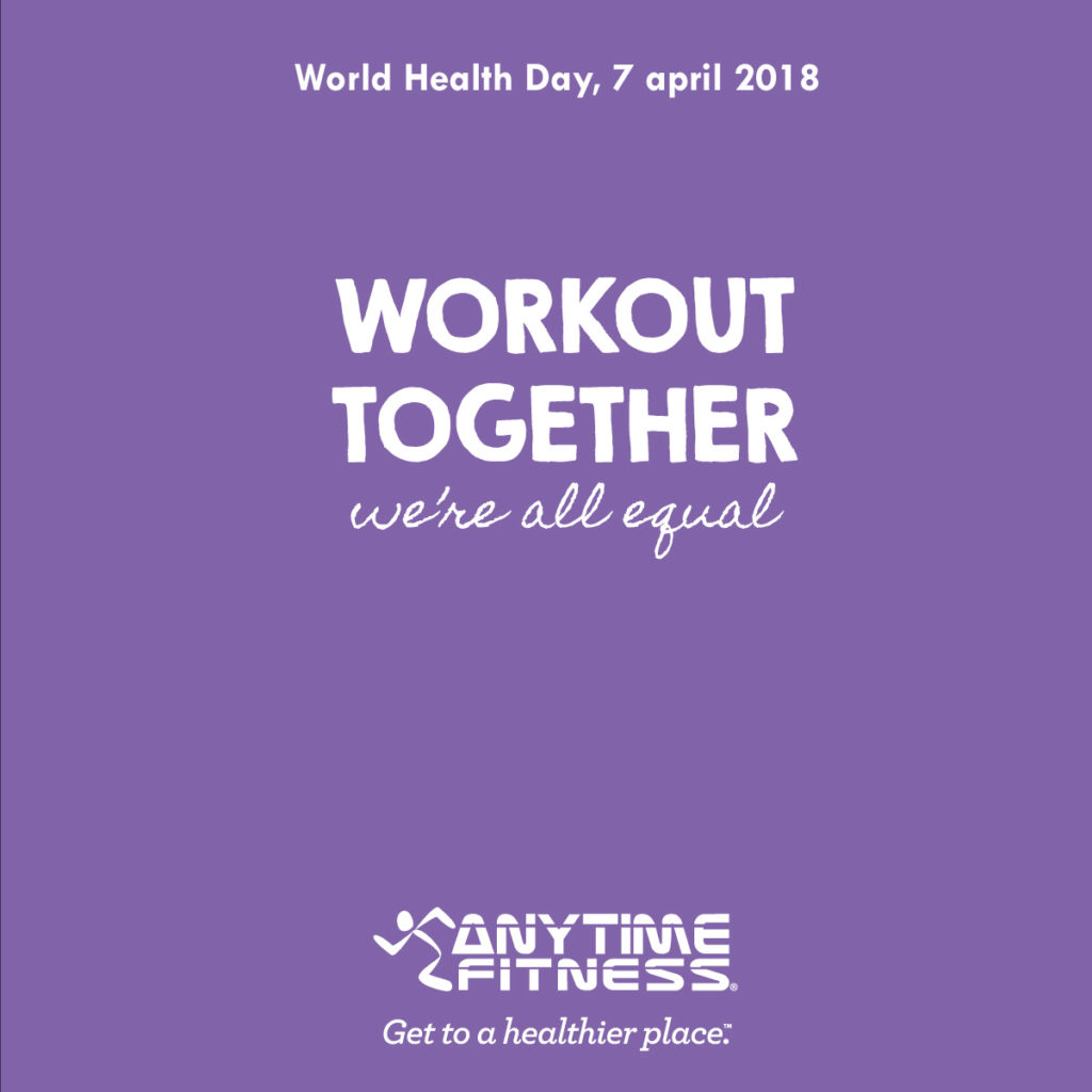 #WORKOUTTOGETHER
